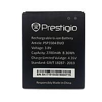 Аккумулятор Prestigio PSP3504 для Muze C3 DUO 2200mAh