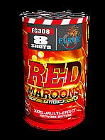 Салют Red Maroons на 8 выстрелов + фонтан
