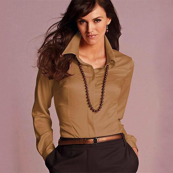 женская стильная блуза саншоп