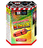 Салют Detonator на 10 выстрелов, фото 1