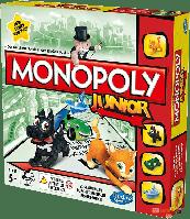 Настольная игра Hasbro 'Моя первая монополия' (укр, рус) (А6984) (121048)