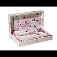 Детское постельное белье в кроватку Aran Clasy Lovely Baby ранфорс, фото 3