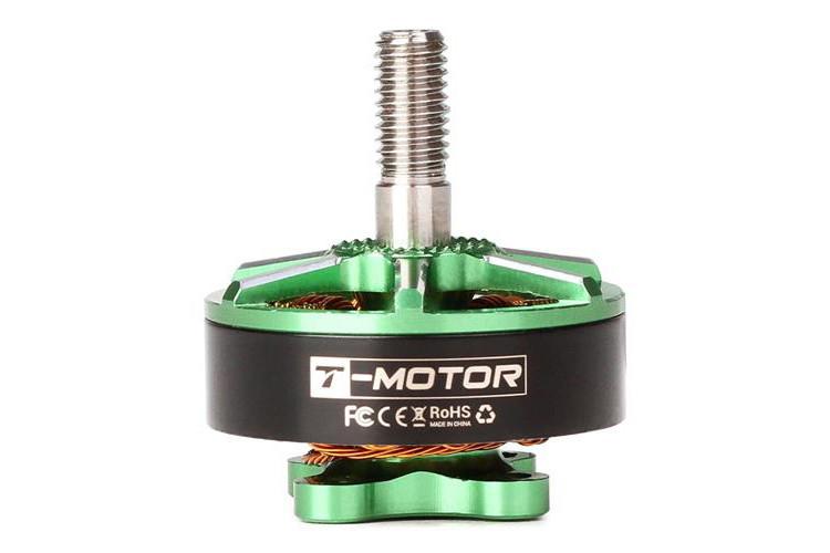 Мотор T-Motor F40 PRO II 2306 2400KV для мультикоптеров (зеленый)
