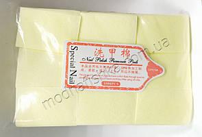 Салфетки безворсовые желтые 1000шт YRE