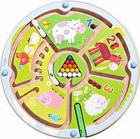 """Haba - Магнитная игрушка-сортер """"Счетный лабиринт"""", фото 1"""