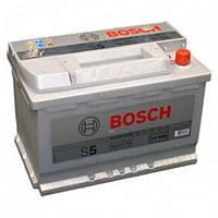 Стартерная аккумуляторная батарея BOSCH S5 74 Ah   0092S50070