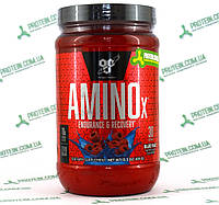 Аминокислоты USA ORIGINAL!!! BSN Amino X 435 г Blue Raz Ежевика