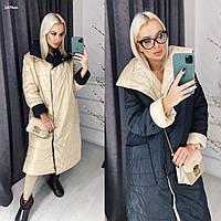 Зимняя двусторонняя женская куртка 1479 ОЛ, фото 1