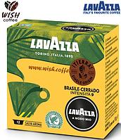 Кофе в капсулах Lavazza A Modo Mio Brasile - Cerrado (Int = 9; 12 капсул; 100% Arabica)
