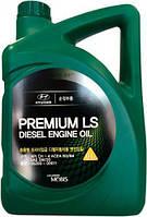 Моторное масло Hyundai/KIA 5W-30 Premium LS Diesel (6л) Оригинальное