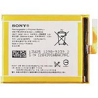 Акумулятор (батарея) Sony LIS1618ERPC Xperia XA, F3111 E5 F3313 F3112 F3116 F3115 F3 оригінал АААА