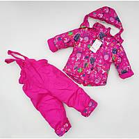 Комбинезон для девочки,зима, 1-5 лет, фото 1