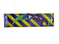 """Деревянный сувенирный нож """"Керамбит"""" (Emerald green) из CS GO"""