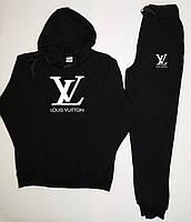 Теплый спортивный костюм с капюшоном (флис) Louis Vuitton
