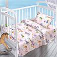 Комплект детского постельного белья Маленькая принцесса Nova Postil поплин, фото 2