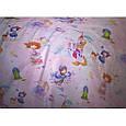 Комплект детского постельного белья Маленькая принцесса Nova Postil поплин, фото 4