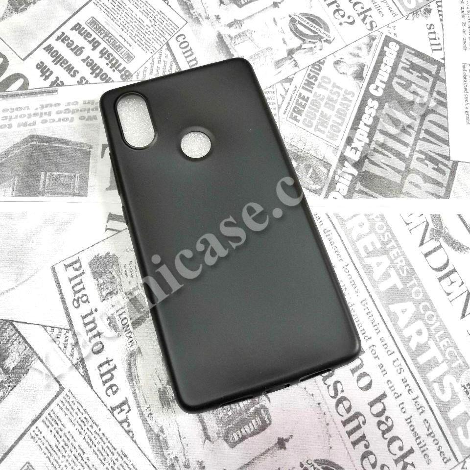 TPU чехол Candy накладка бампер (матовый) для Xiaomi (Ксиоми) Mi8 SE