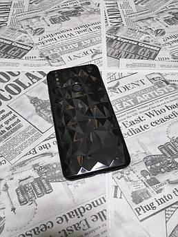 Силиконовый чехол Crystal для Xiaomi (Ксиоми) Mi A2 / 6X черный