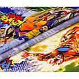 Комплект детского постельного белья Супергерои Nova Postil бязь, фото 2