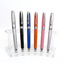 Ручка шариковая Baixin  BP-841 поворотная в ассортименте.