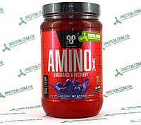 Аминокислоты USA ORIGINAL!!! BSN Amino X 435 г Grape Виноград