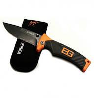 Нож туристический складной Gerber Bear Grylls 22 см серрейторное лезвие