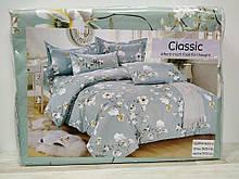 Сатиновая постель Classic в ассортименте полуторный размер.