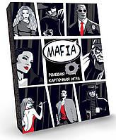 """Игра ролевая карточная """"Мафия"""" DTG52"""