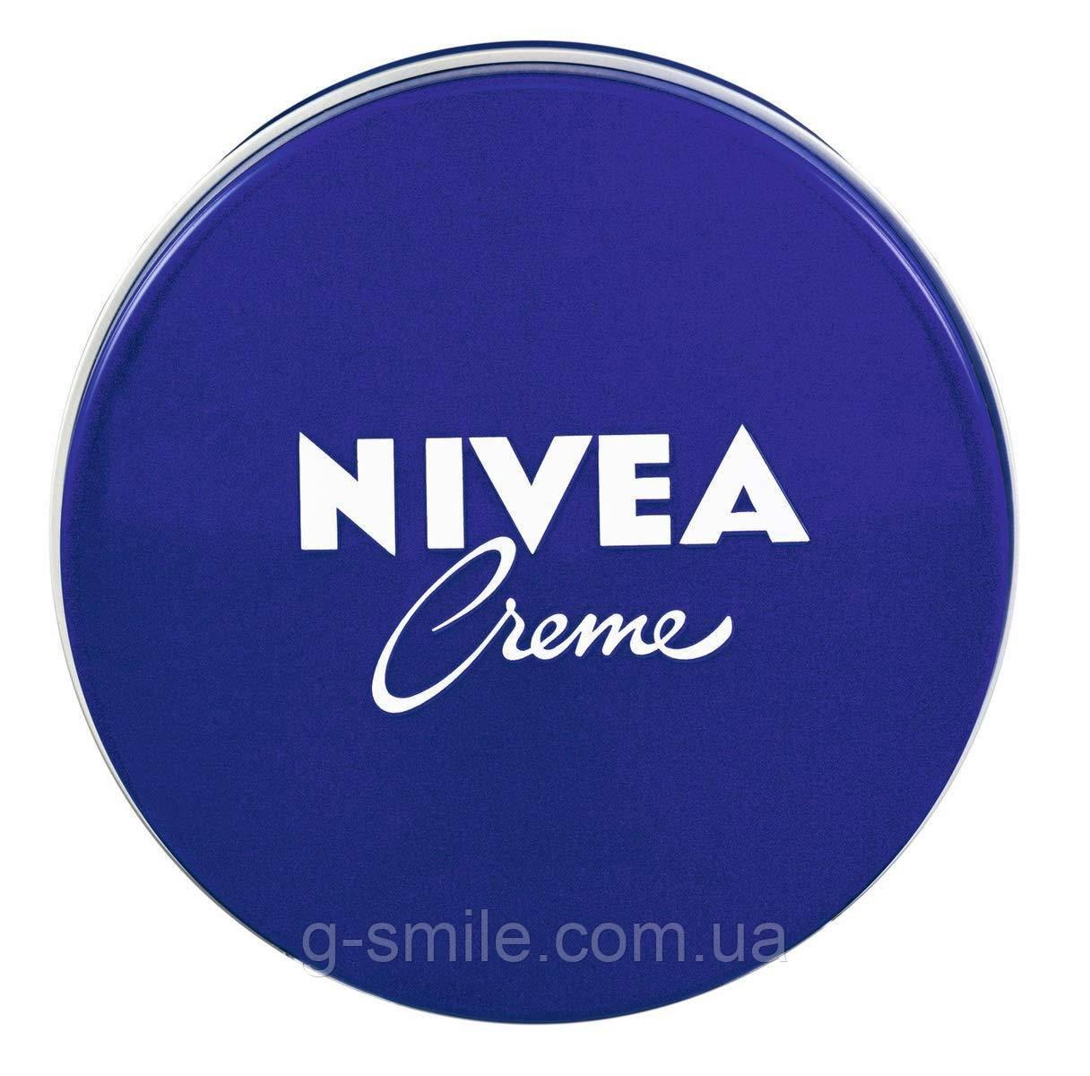 Крем классический Nivea 400 мл, крем для кожи всего тела, питательный увлажняющий