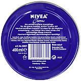 Крем классический Nivea 400 мл, крем для кожи всего тела, питательный увлажняющий, фото 6