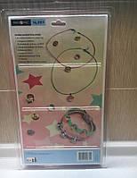 Адвент Календарь для девочек (браслеты)
