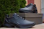 Мужские кроссовки ECCO Biom FJUEL (черные), фото 7