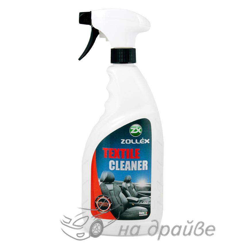 Очиститель текстиля салона Textile Cleaner 750мл тригер FC-063B Zollex