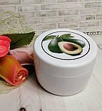 Крем для тела с маслом авокадо, облепихи и мочевиной 10%, фото 2