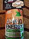 Комплекс аминокислот Optimum Nutrition Essential Amino Energy Natural Flavor 25 порций амино энерджи оптимум, фото 3