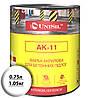 Акриловая краска для бетонных полов Unisil АК-11 Белая (0,75 л/1,05кг)