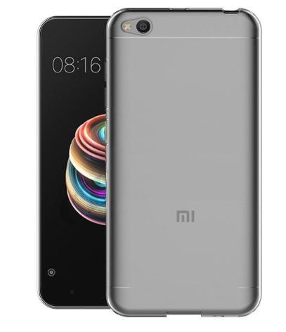 Ультратонкий чехол для Xiaomi (Ксиоми)  Redmi Go прозрачный