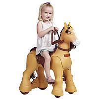 Электро лошадка ECR4Kids My Wild Pony, Motorized Ride-On Horse
