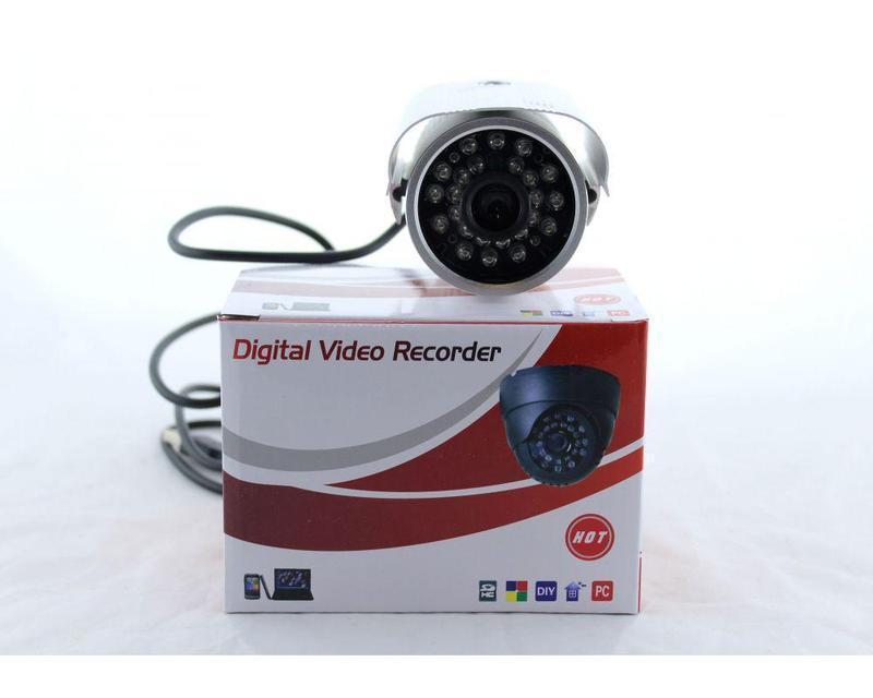 Камера видеонаблюдения с записью 621