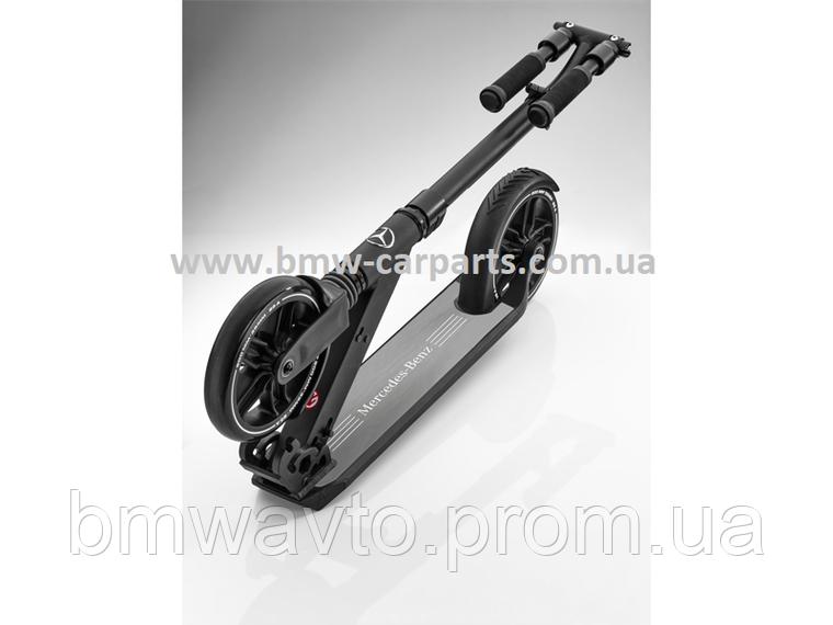 Складной самокат Mercedes Scooter, Black, Aluminium 2019, фото 2
