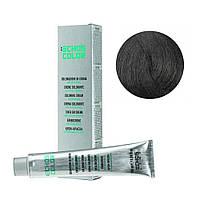Крем-краска для волос Echos Color (1.0 интенсивный черный) Echosline 100 мл