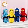 Мягкая игрушка Джей Ниндзя Ниндзяго, голубой, фото 2