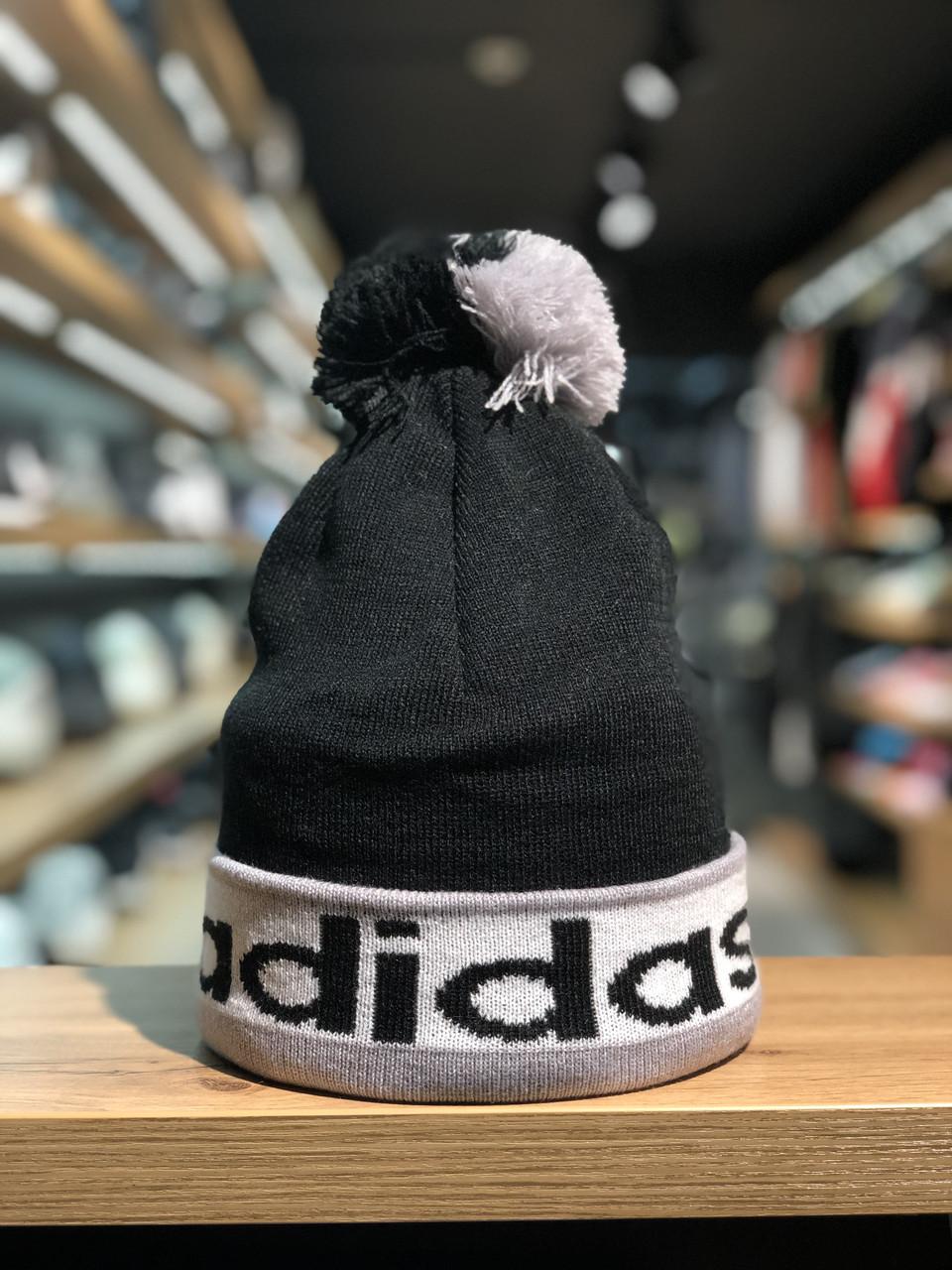 Шапка зимняя Adidas / SPK-1009 (Реплика)