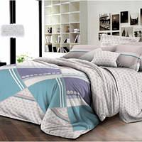 Комплект постельного белья Комфорт-текстиль Пирамида ранфорс