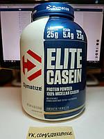 Протеин, Dymatize Nutrition Elite Casein 1.8kg