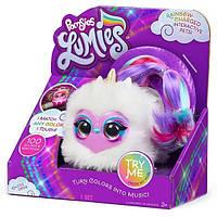Мягкая интерактивная игрушка единорогДейзи Люмиз Помзис Pomsies Lumies Rainbow- Dazzle GoGo