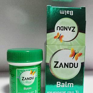Zandu Занду Бальм, бальзам Занду Индия 25 мл, фото 2