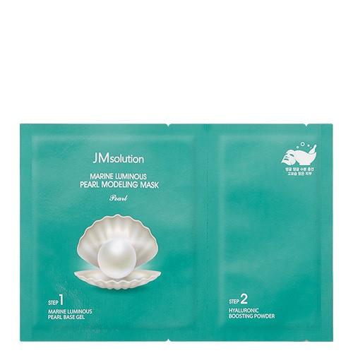 Альгинатная маска с экстрактом жемчуга JMsolution Marine Luminous Pearl modeling mask