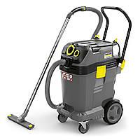 Пылесос Кarcher NT 50/1 Tact Te L для сухой и влажной уборки (Полуавтомат система очистки фильтра ApClean)