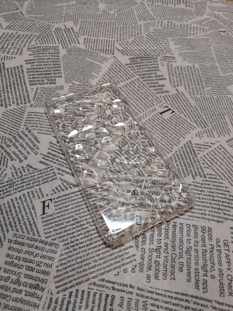 Силиконовый чехол Crystal для Xiaomi (Ксиоми) Mi Mix 2